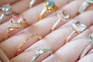 Gold-jewelry-diamond-rings