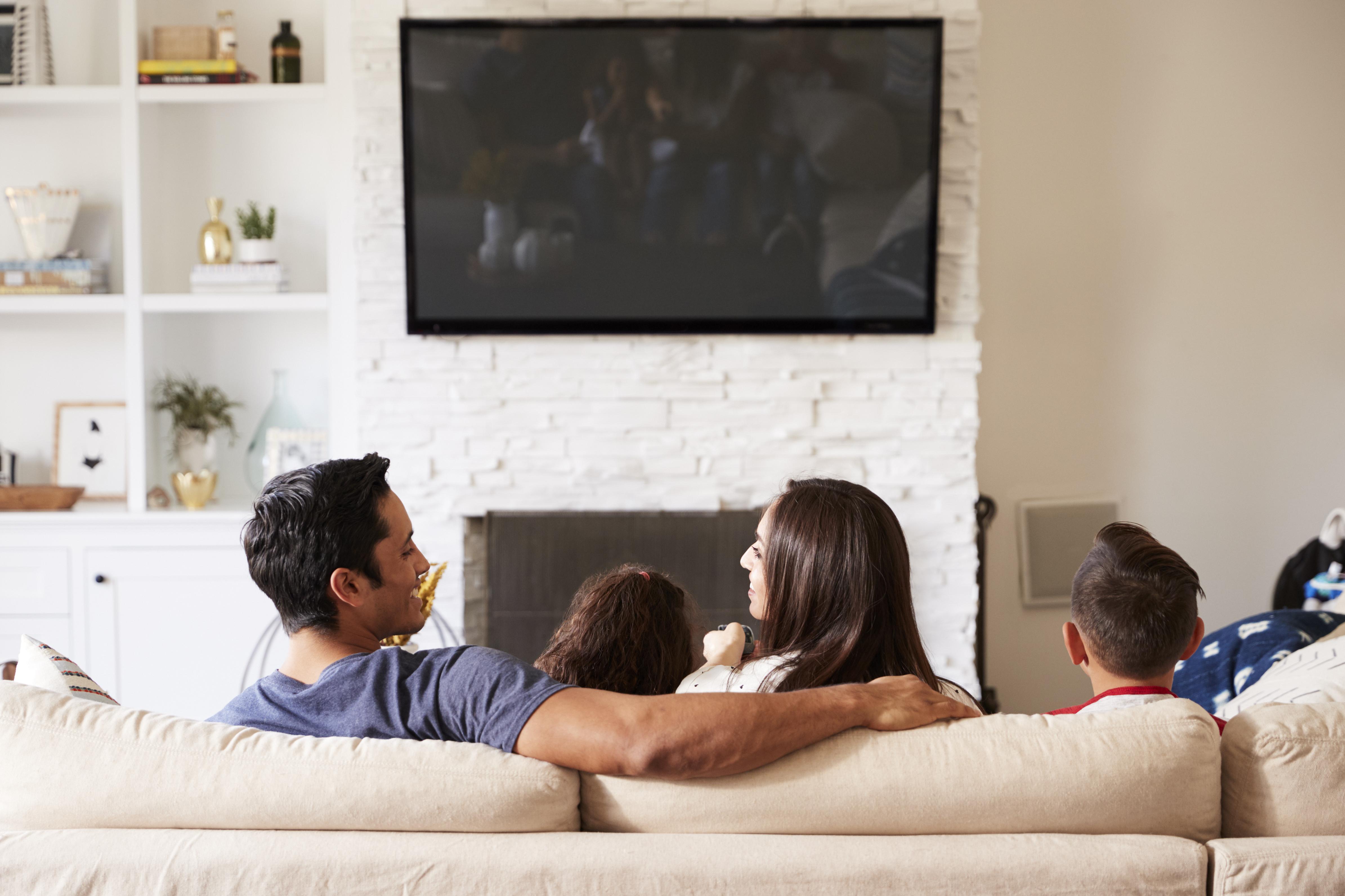 Enjoying-tv