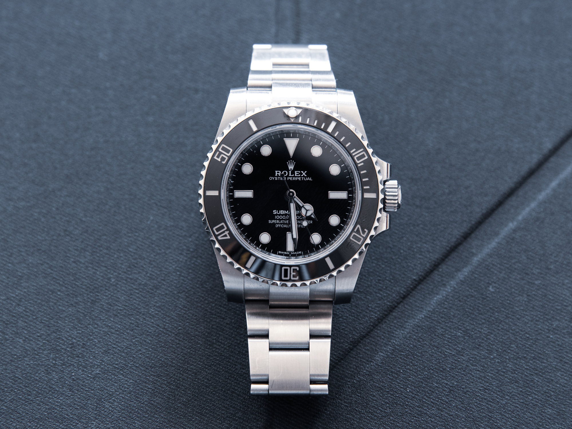 Rolex Submariner, diving watch
