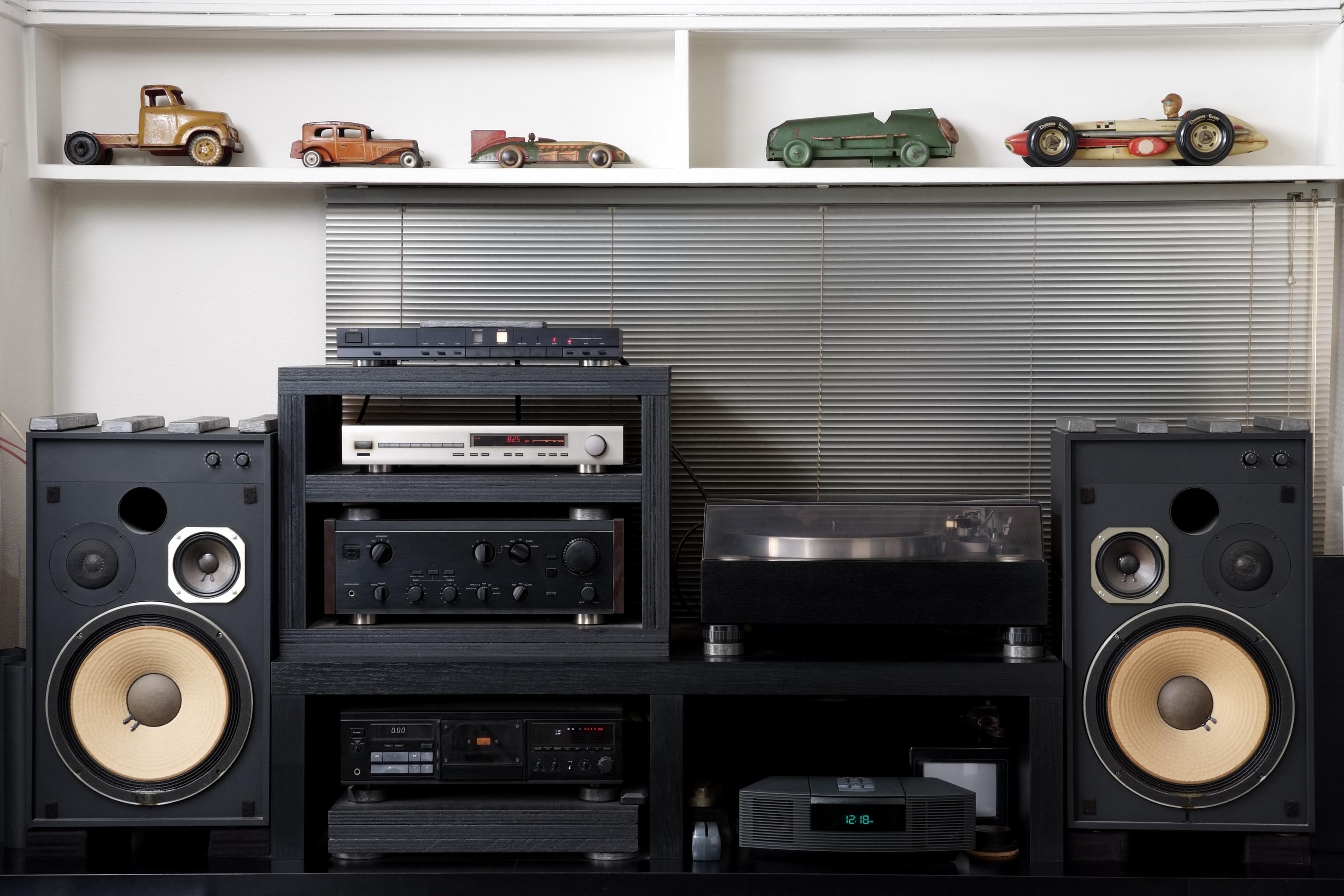 hi-fi-system