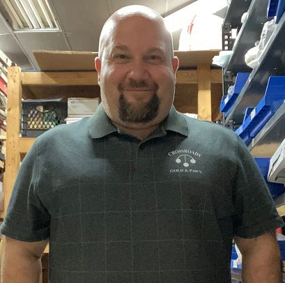 William - pawn store manager in Northern VA