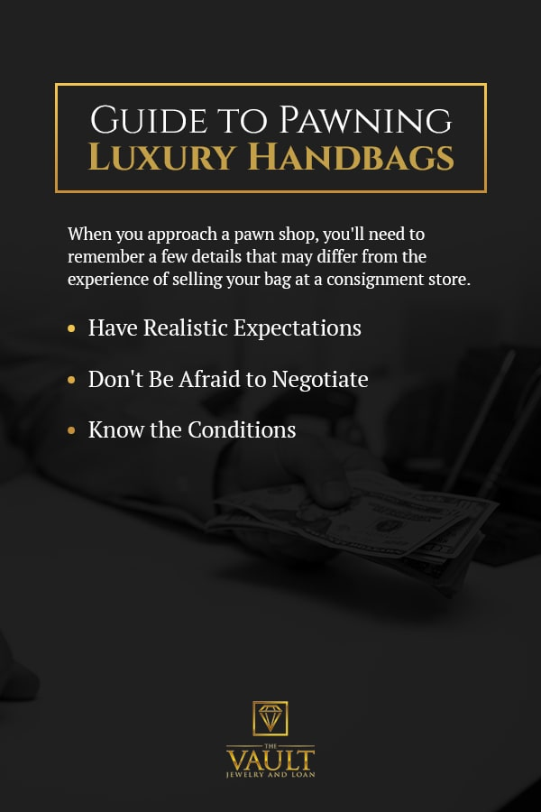 Guide to Pawning Luxury Handbags