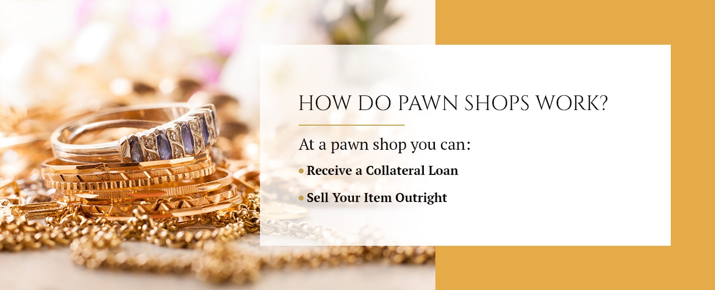 How Do Pawn Shops Work?