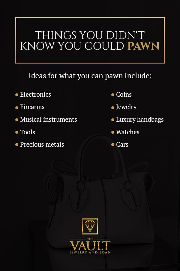 Things You Didn't Know You Could Pawn