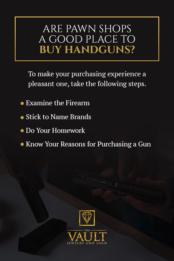 Are Pawn Shops a Good Place to Buy Handguns?